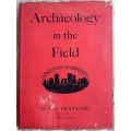 (SOLD) Archaeology in the Field