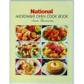 (SOLD) National, MICROWAVE OVEN COOK BOOK, Asian Favourites