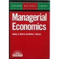 Managerial Economics, Holley H. Ulbrich and Mellie L. Warner
