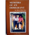 MEMOIRS OF AN IMMIGRANT, by Khoe Hok Tjay